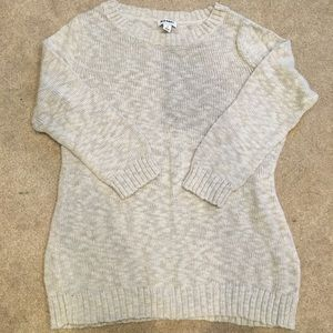 Thin Old Navy sweater